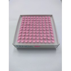 Гуми за полиране чашка - розови - KENDA